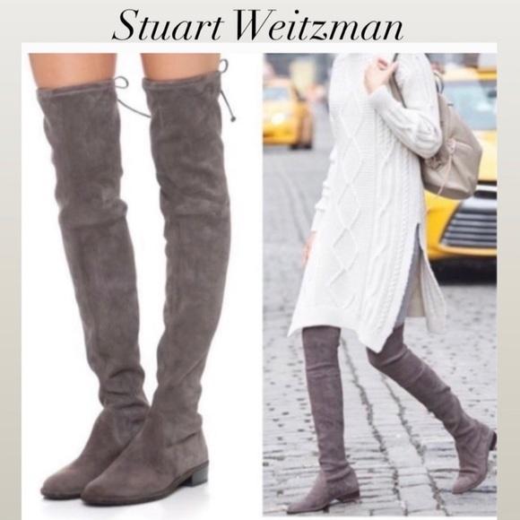 ✨SALE✨ STUART WEITZMAN Lowland Over The Knee Boots